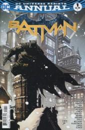 Batman (2016) -AN01- Silent Night