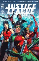 Justice League Univers -10- Numéro 10