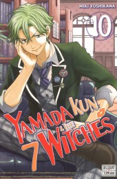 Yamada kun & the 7 Witches -10- Tome 10