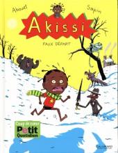 Akissi -7- Faux départ