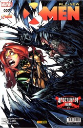 All-New X-Men (Marvel France 1re série - 2016) -7- Les Guerres d'Apocalypse (3/3)