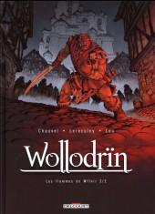 Wollodrïn -8- Les flammes de Wffnïr 2/2