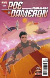 Poe Dameron (2016) -7- The Gathering Storm