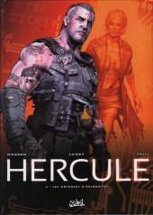 Hercule (Morvan/Looky) -3- Les défenses d'Érimanthe