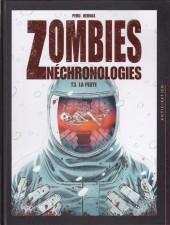 Zombies Néchronologies -3- La peste