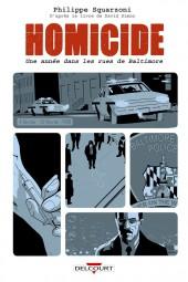 Homicide - Une année dans les rues de Baltimore -2- 4 février- 10 février 1988