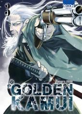 Golden Kamui - Tome 3