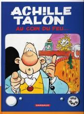Achille Talon -12c16- Achille Talon au coin du feu...