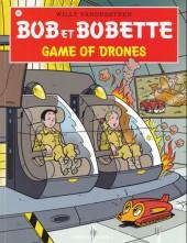 Bob et Bobette -337- Game of drones