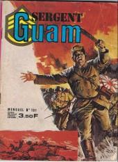 Sergent Guam -101- L'atoll des héros
