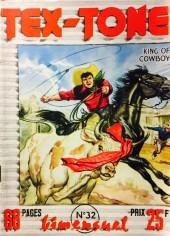 Tex-Tone -32- Tex-Tone gagne le rodéo