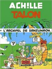Achille Talon -37b00- Achille Talon et l'archipel de Sanzunron