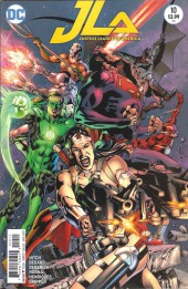 Justice League of America (2015) -10- Power and Glory, Part Nine