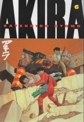 Akira (2009) -6- Volume 6