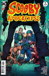 Scooby Apocalypse (2016) -8- The Doctor Will Kill You Now!