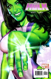 She-Hulk (2005) -9- The Big Reveal