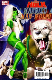 She-Hulk (2005) -10- I Married A Man-Wolf