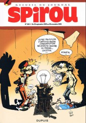 (Recueil) Spirou (Album du journal) -343- Spirou album du journal
