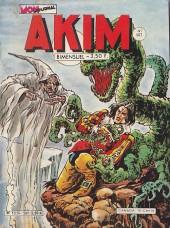 Akim (1re série) -507- L'attaque des Hommes-Reptiles
