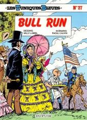 Les tuniques Bleues -27a96- Bull run