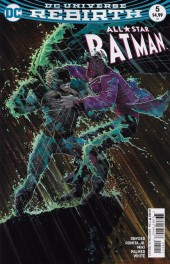 All-Star Batman (2016) -5- My Own Worst Enemy, Finale