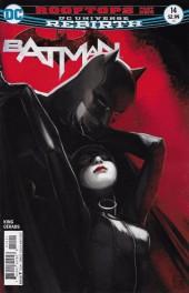 Batman (2016) -14- Rooftops, Part One