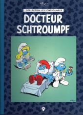 Les schtroumpfs - La collection (Hachette) -24- Docteur Schtroumpf