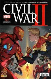 Civil War II - Tome 11/3