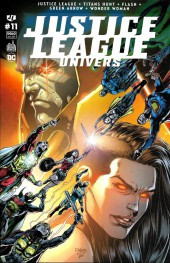 Justice League Univers -11- Numéro 11