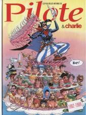 Les plus belles histoires de Pilote -5- Pilote et Charlie 1982-1989