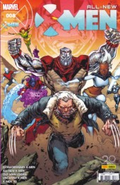 All-New X-Men (Marvel France 1re série - 2016) -8- Royaumes déchus