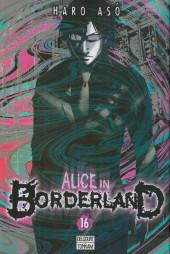 Alice in borderland -16- Tome 16