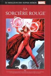 Marvel Comics : Le meilleur des Super-Héros - La collection (Hachette) -27- La sorcière rouge