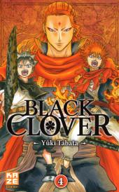 Black Clover -4- Le lion flamboyant