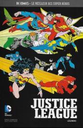 DC Comics - Le Meilleur des Super-Héros -38- Justice League - Légendes