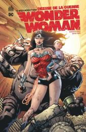 Wonder Woman - Déesse de la guerre (Urban Comics) -3- Résurrection