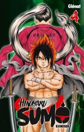 Hinomaru Sumo -4- Tome 4