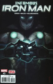 Infamous Iron Man (2016) -3- Infamous Iron Man #3