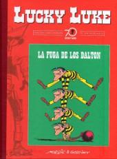 Lucky Luke (Edición Coleccionista 70 Aniversario) -1- La fuga de Los Dalton