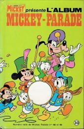 Mickey Parade -1REC030- 1re série - Album n°30 (n°48 et n°49)