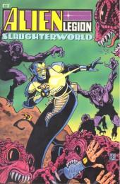 Alien Legion (1984) -INT- Slaughterworld