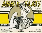 Abbie an' Slats - P'tit zef poids mouche -2INT- Vol. 1 - 1937/1937