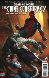 Clone Conspiracy (The) (2016) -4- The Clone Conspiracy #4