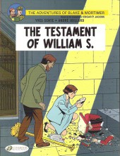 Blake and Mortimer (The Adventures of) -24- The testament of William S.