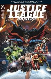 Justice League Univers -12- La conclusion de la guerre de Darkseid !