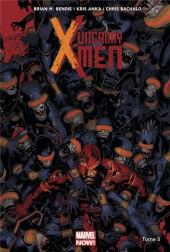 Uncanny X-Men -5- Tome 5