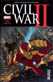 Civil War II -21/2- Tome 2