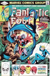 Fantastic Four (1961) -242- Terrax the Untamed
