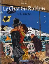 Le chat du Rabbin -3- L'exode
