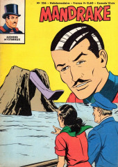 Mandrake (1e Série - Remparts) (Mondes Mystérieux - 1) -256- L'île magnétique